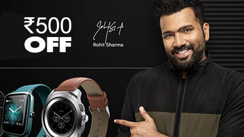 Get Flat ₹500 OFF on purchase of ₹4500 and Above